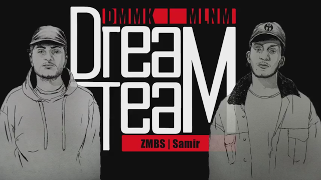 "ZMBS lança o single ""Dream Team"" part. Samir"