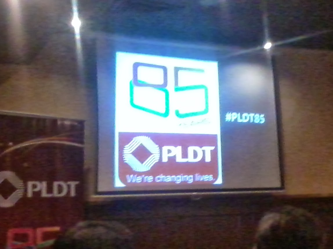PLDT & ME Giveaway Promo and 85 Years Of Changing Lives, #PLDT85, 85th Anniversary Celebration, Philippine Long Distance Telephone Company, We're changing lives, Telecommunication, Gadget Promo, Raffle, PLDT and Me