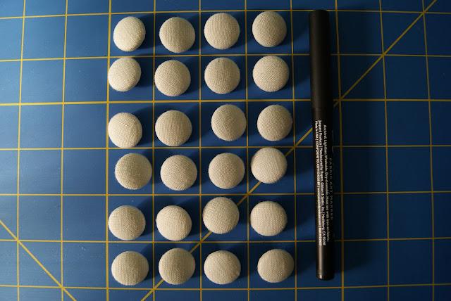 Nest Full Of Eggs Button Banner Advent Calendar Tutorial