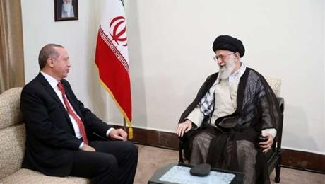 Bertemu Erdogan, Imam Sayyid Ali Khameni: Pemisahan Kurdi adalah Plot AS untuk Ciptakan 'Israel' Baru