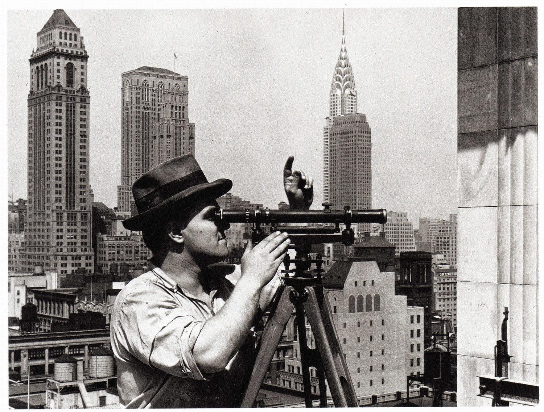 Historia De Los Rascacielos De Nueva York: 1930, CRISIS Y