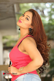 Tollywood Actress Ashwini Latest Stills in Ripped Jeans  0046.JPG