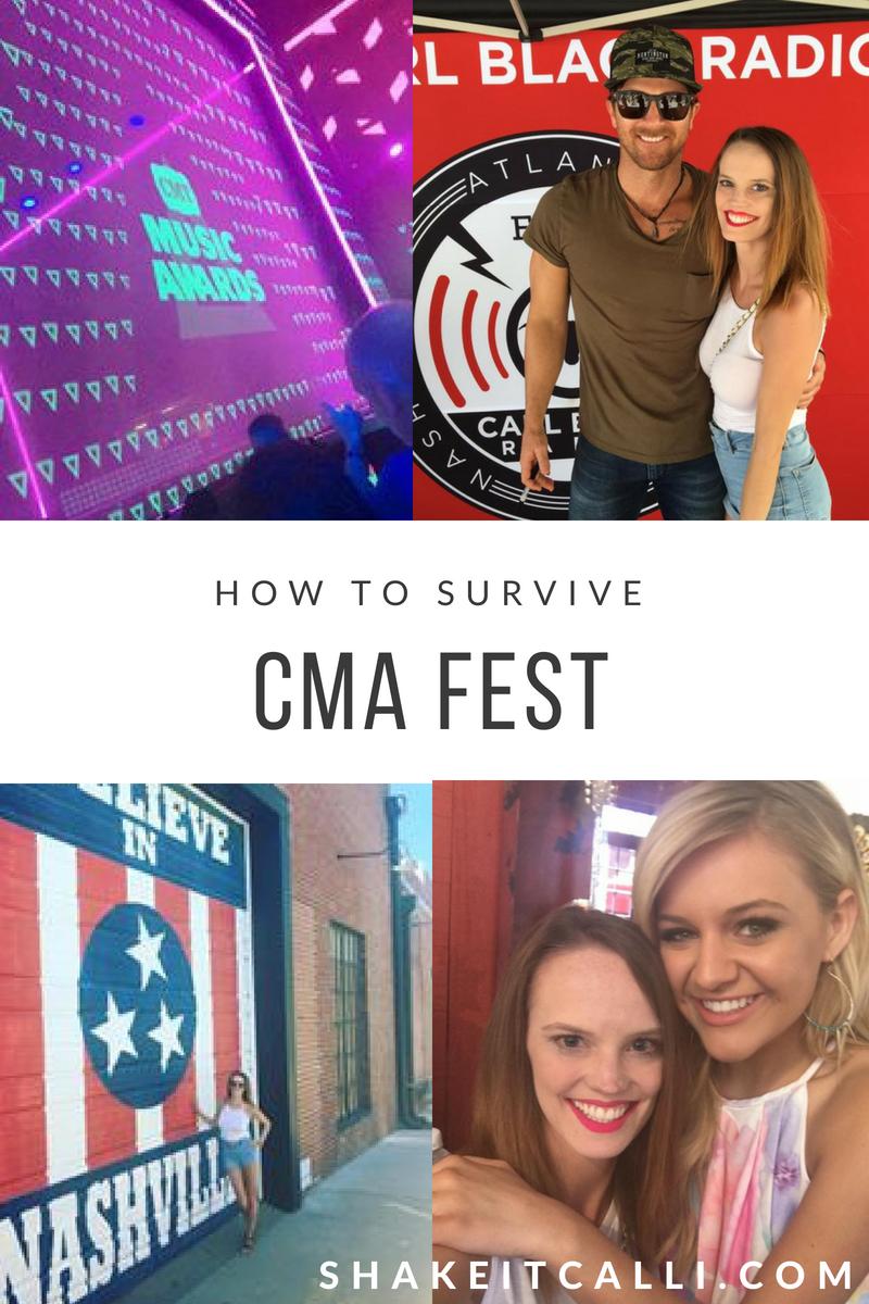 Shakeitcalli How To Survive Cma Fest
