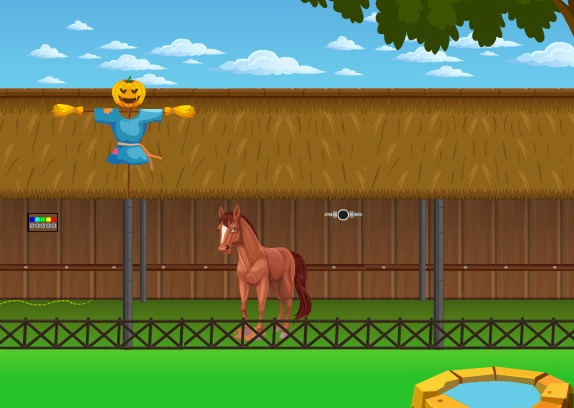 Play Hungry Horse Escape