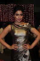 Shreya Saran in Skin Tight Golden Gown ~  Exclusive 025.JPG