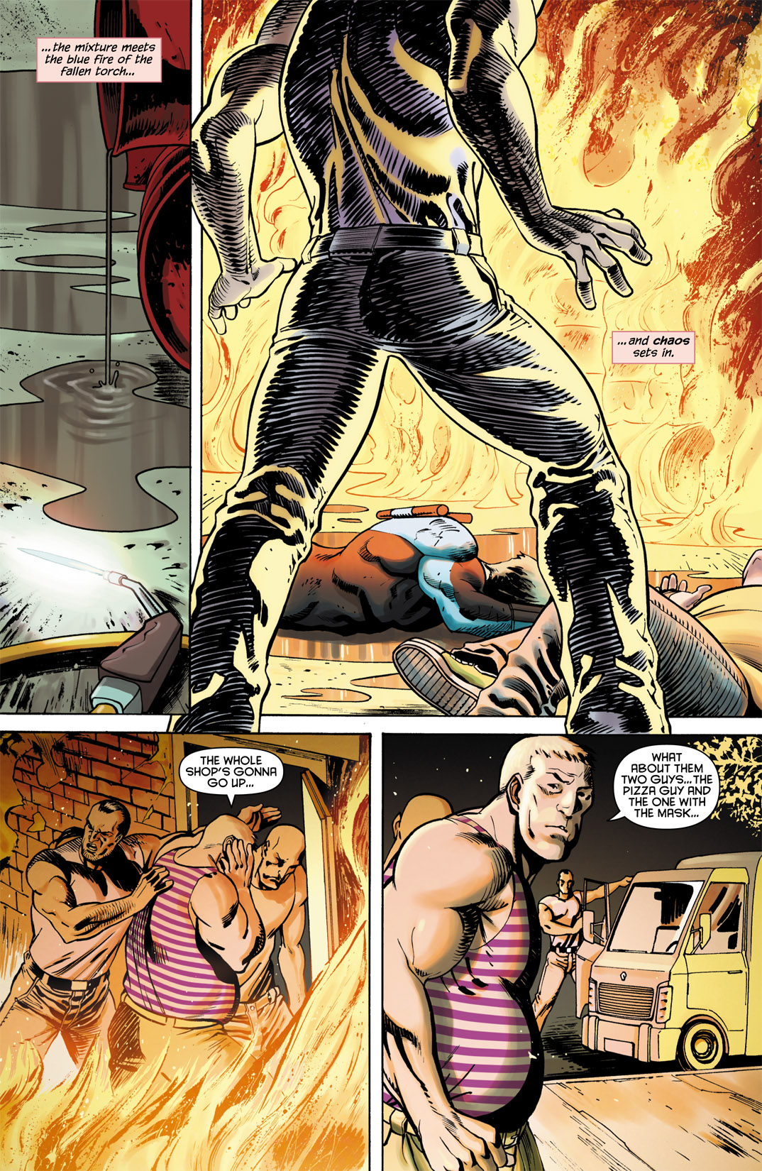 Detective Comics (1937) 851 Page 21