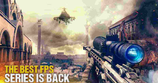 Modern Combat 5 Blackout v1.7.0I Mod APK + DATA MC5 (Offline)