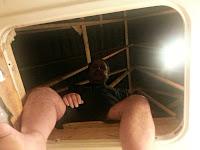 Man in Loft
