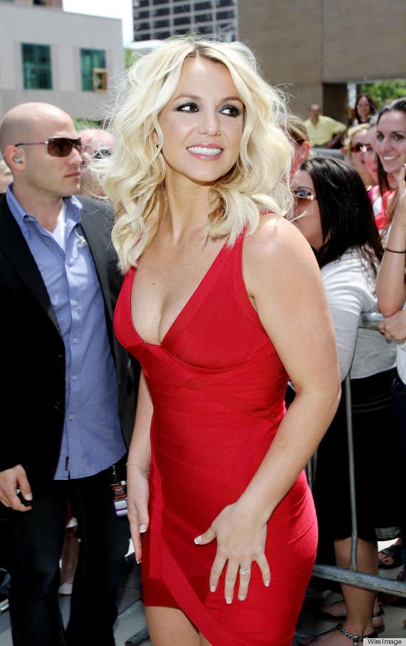 Britney Spears: Britney spears x factor