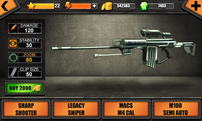 Stickman Shooter Modern Warrior MOD APK terbaru