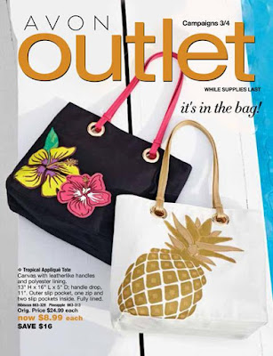 Avon Outlet Campaign 3 and 4 brochure shopping sales
