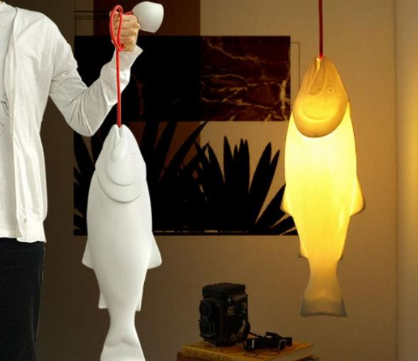 6 Creative Unique And Cool Lighting Ideas: 15 Unique Lamps And Cool Light Designs