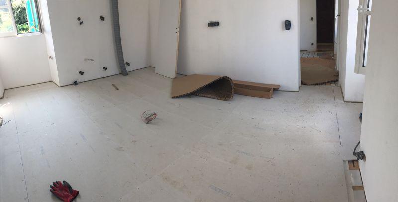 Plancher chauffant sec mince mur chauffant plafond chauffant caleosol le blog r novation du for Plancher chauffant renovation mince