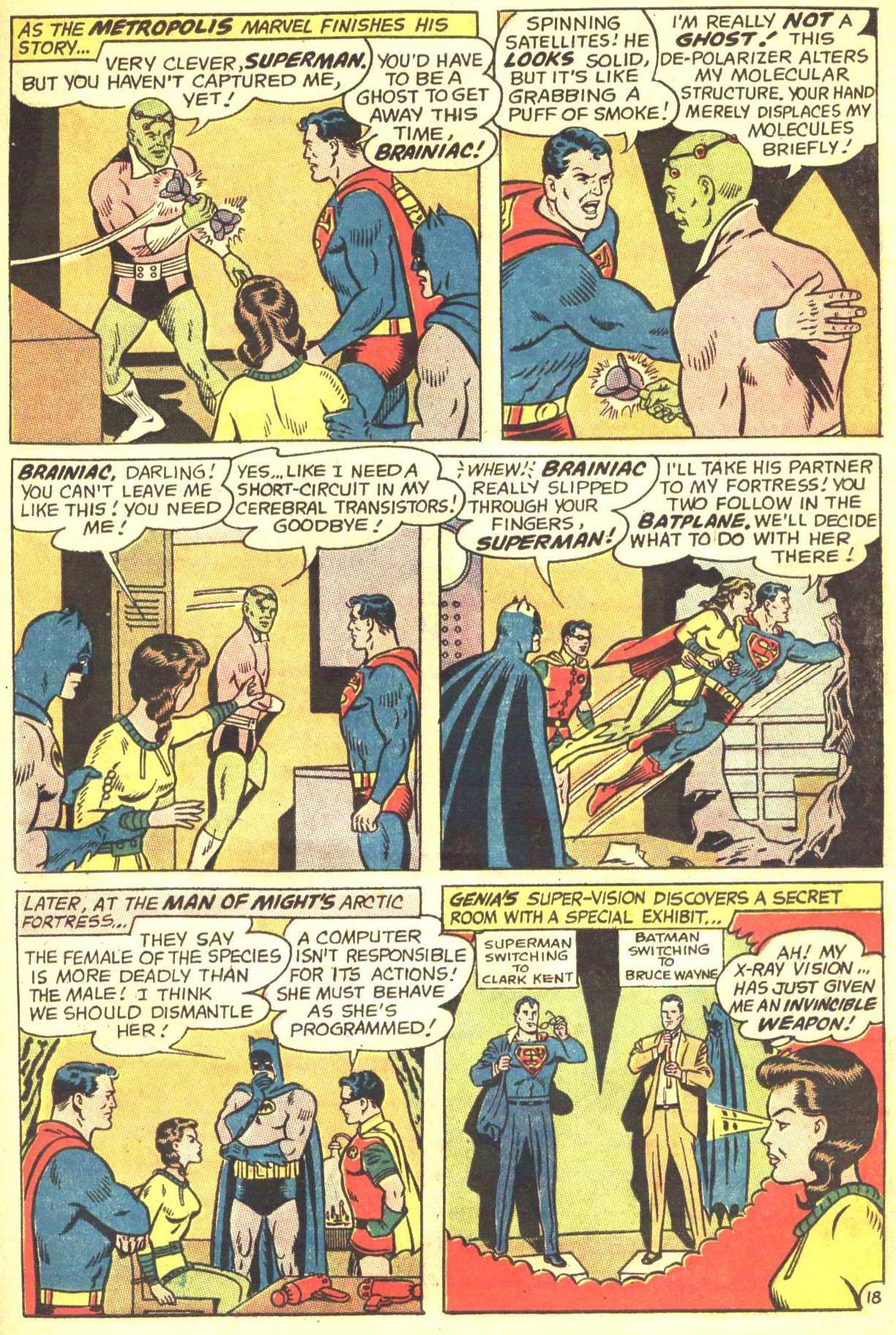Read online World's Finest Comics comic -  Issue #164 - 23