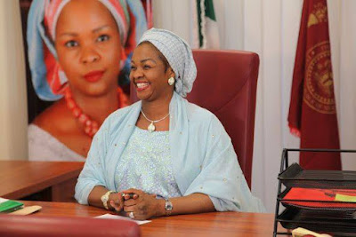 My Dad Burnt My Property For Accepting Jesus — Senator Binta
