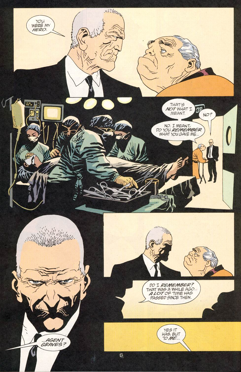 Read online 100 Bullets comic -  Issue #27 - 8