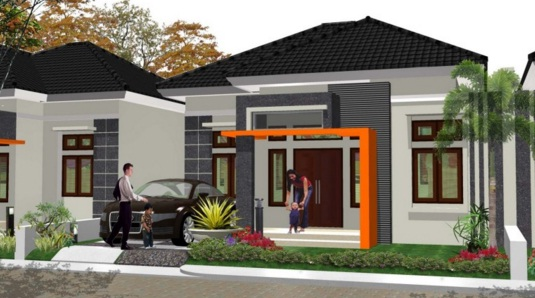 Dream House Design Minimalist 1st Floor 2