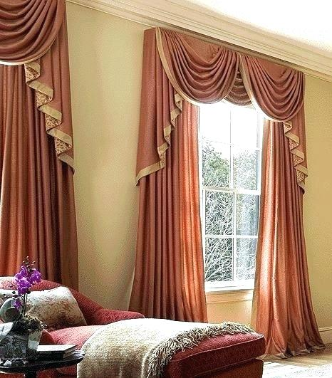 100 hall living room curtain design ideas and trends 2019 - Living room curtain ideas ...