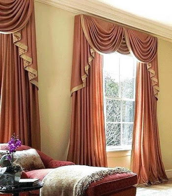 hall and Living room curtain design ideas and trends 2019