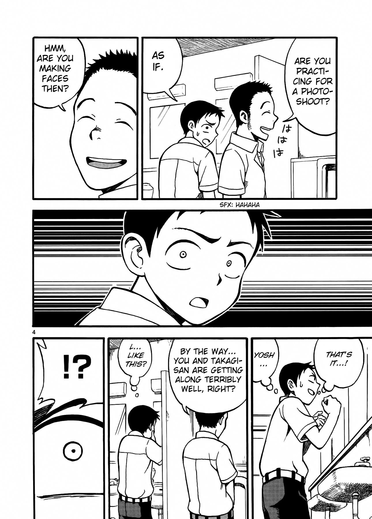 Karakai Jouzu no Takagi-san - Chapter 3