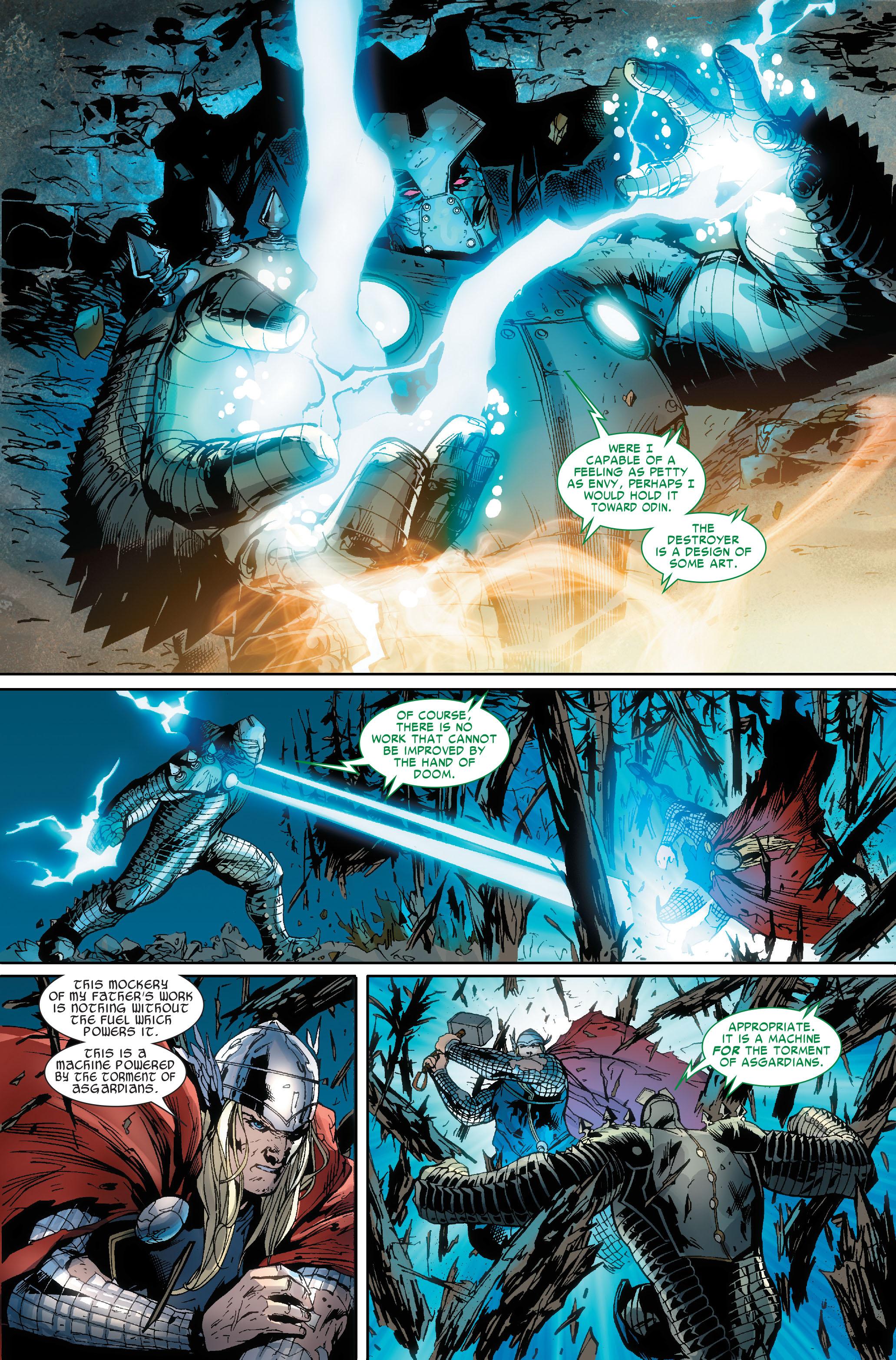 Thor (2007) Issue #606 #19 - English 5