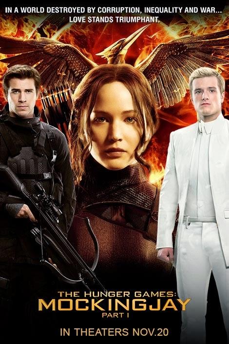 The Hunger Games Mockingjay Part 1 2014 - YouTube