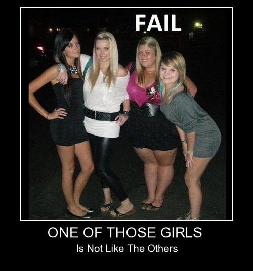 One Of Those Girls-5674