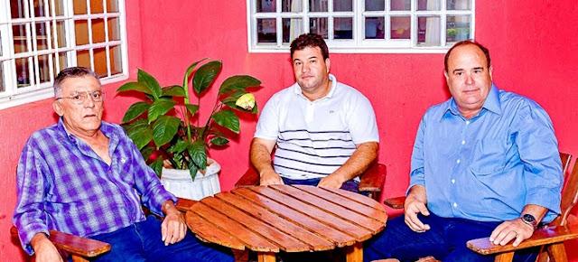 Maurílio Viana visita lideranças na região Norte Pioneiro