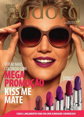 Mega promoção de Verão Kiss Me Mate de Eudora