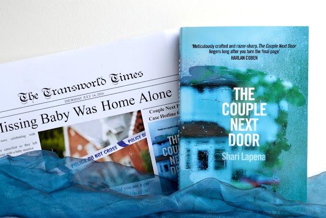 The Couple Next Door by Shari Lapena!
