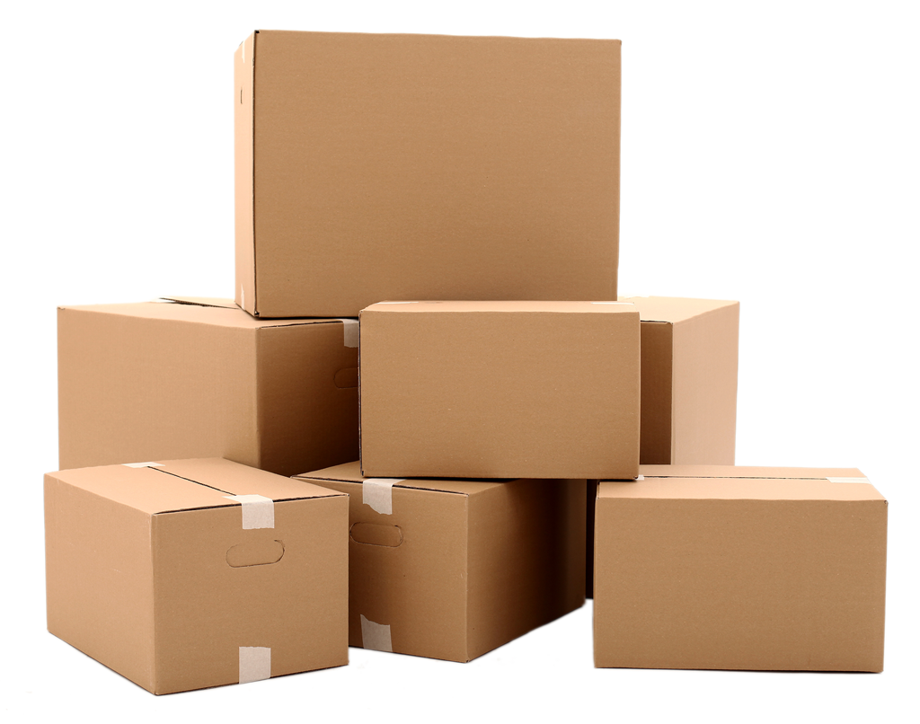 Cardboard Boxes : April 2016
