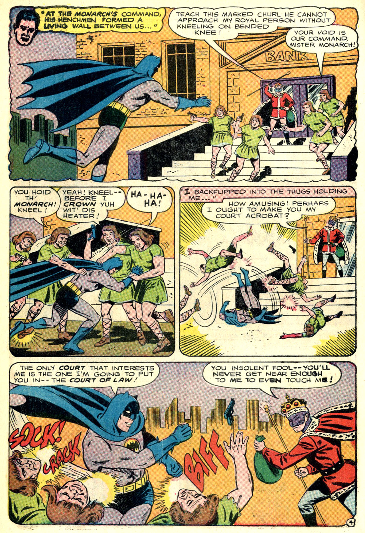 Detective Comics (1937) 350 Page 5