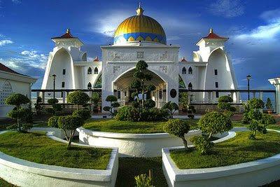 Wallpaper Gambar Masjid Terindah Di Dunia Nusagates