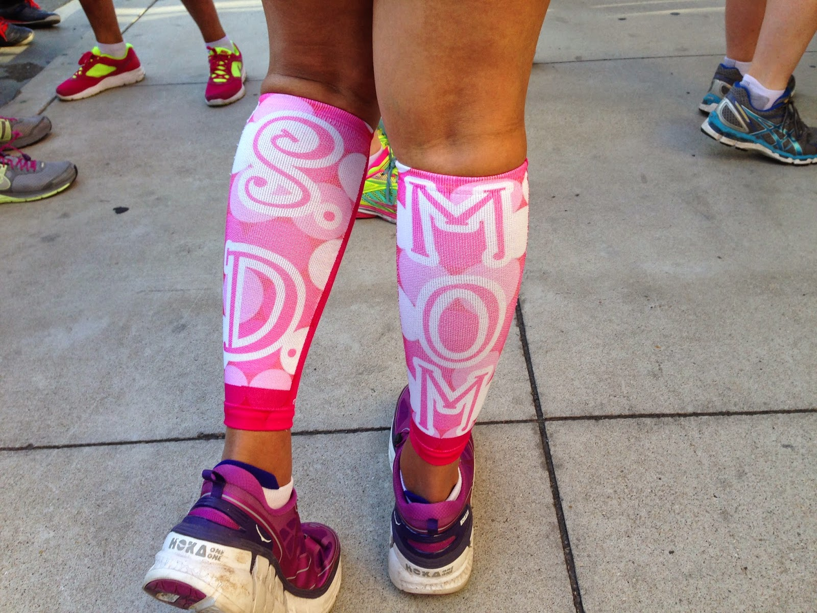 5328f4b89f But long story short - I have been relying heavily on my Crazy Compression  socks to get me thru these shin splints the last few ...