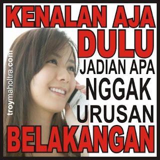 DP. BBM KENALAN