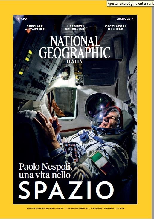 NatGeo Spazio - Hotbird Frequency