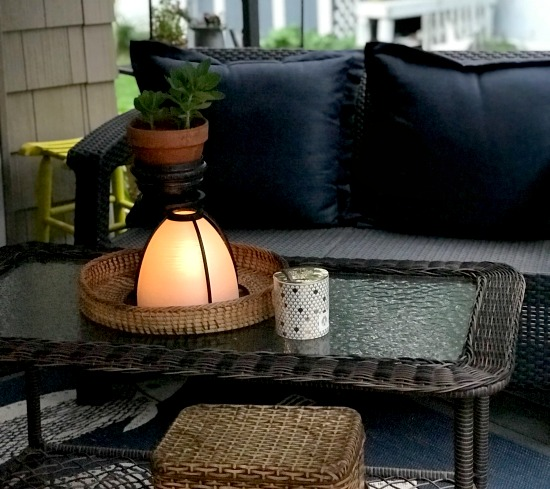 How to Make the Easiest DIY Candle Lanterns
