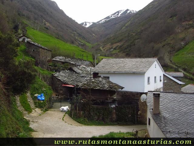 Riomolín, Cangas del Narcea