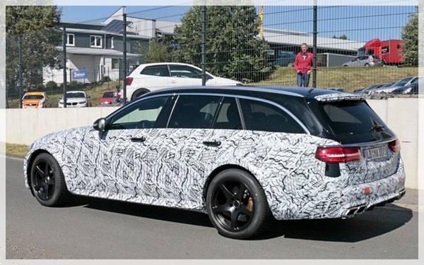 2018 Mercedes-Benz AMG E63 Black Series Wagon Exterior Specs Price Design