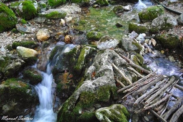 Parco Nazionale d'Abruzzo, Sorgente Jannanghera