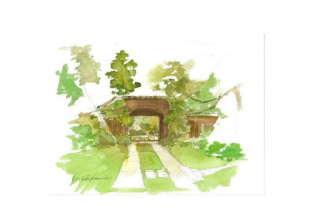 「木蓮の会」絵画展
