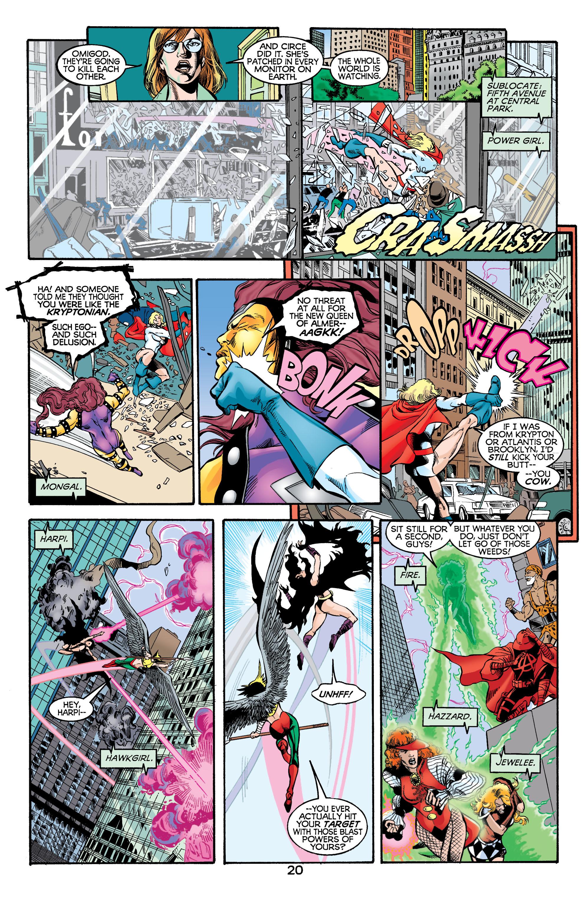 Read online Wonder Woman (1987) comic -  Issue #175 - 20