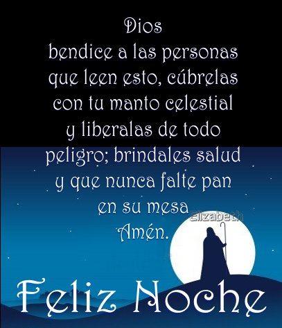 Postales De Buenas Noches Con Frases Hermosas Para Whatsapp