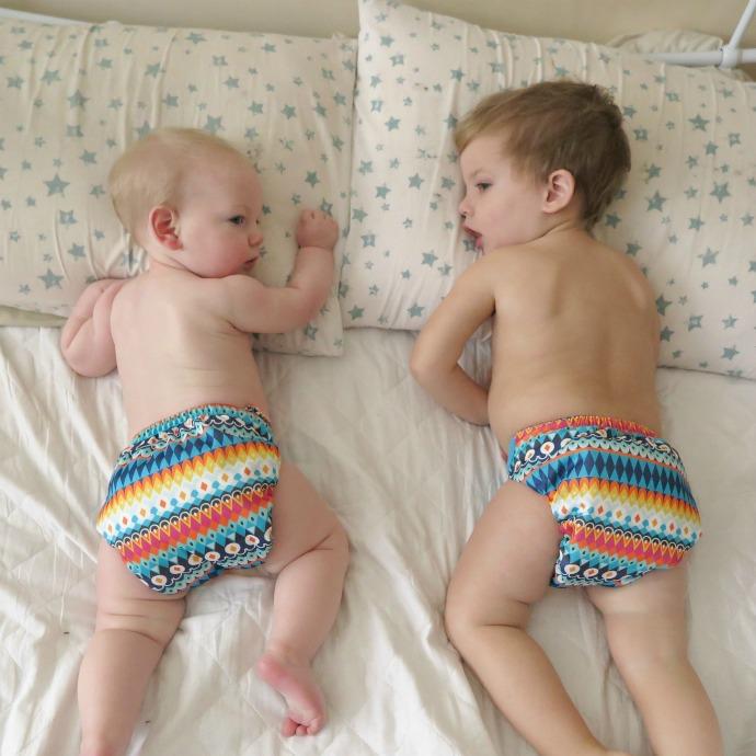 cloth nappies, two in cloth, reusable nappies, reasons to choose cloth nappies