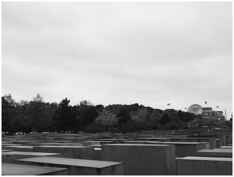travel diary berlin part 2, holocaus mahnmal