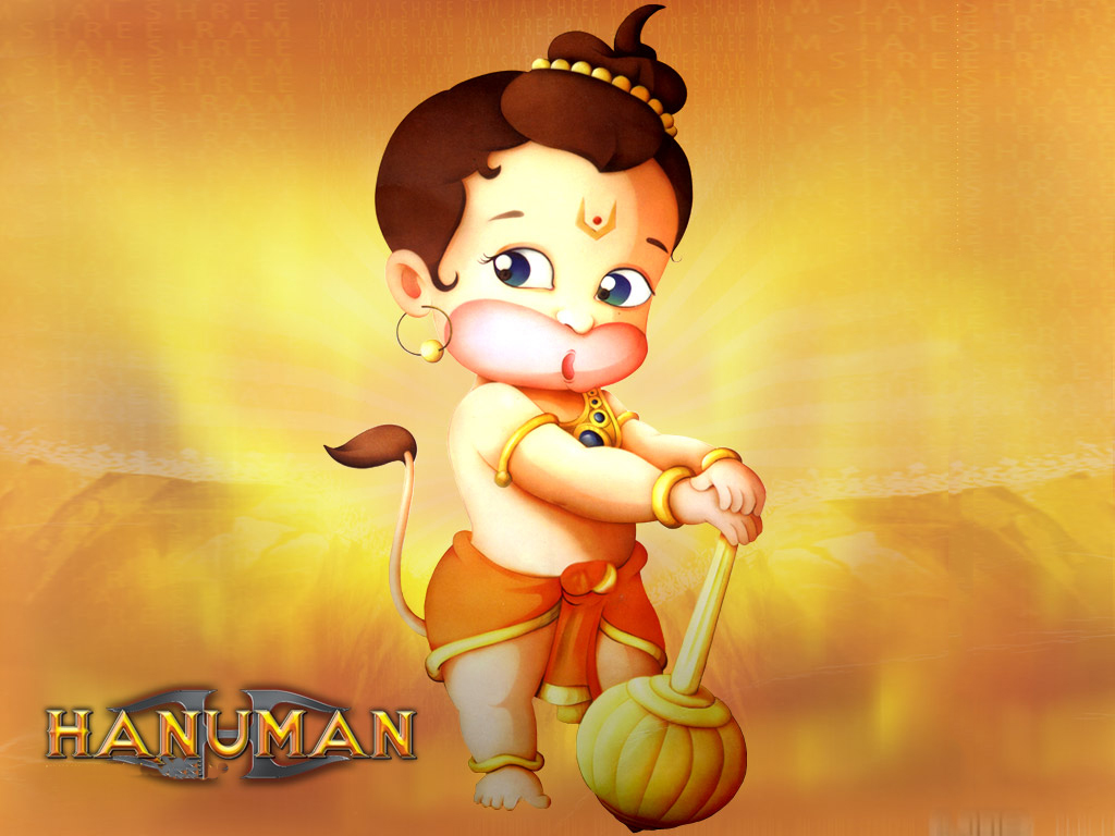 Cute Wallpapers Of Ganapati Bal Hanuman Cute Photos Collection God Wallpaper