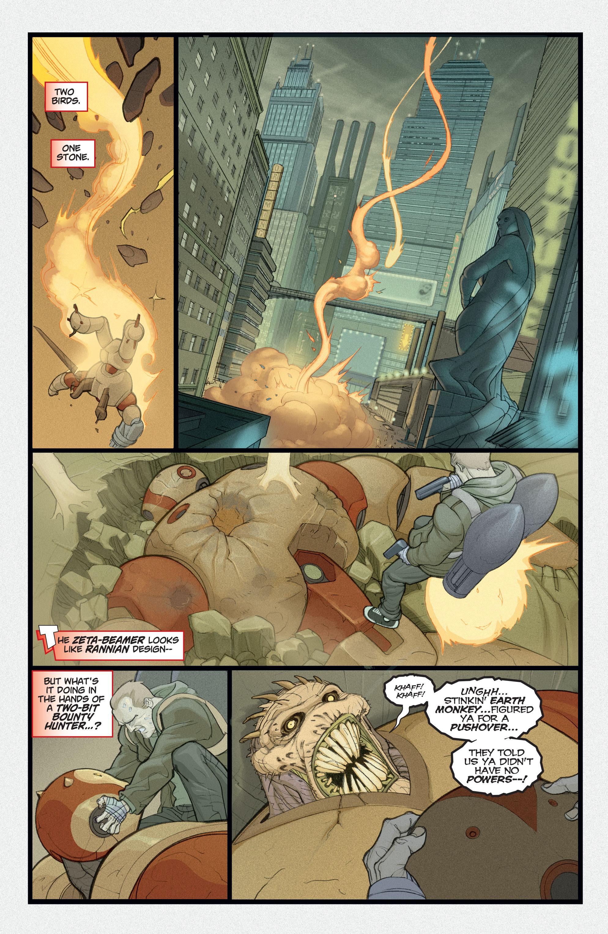 Read online Adam Strange (2004) comic -  Issue #2 - 10