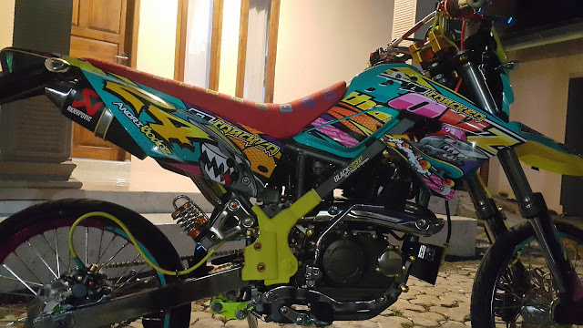 Kawasaki Dtracker Boyza Thailand