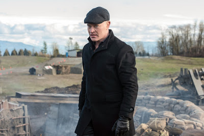 Legends of Tomorrow 2x17 Aruba Damien Darhk