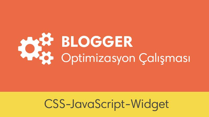 Blogger CSS ve Javascript Gibi Harici Dosya Bağlantılarını Devre Dışı Bırakma
